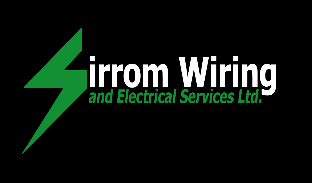 Sirrom Wiring and Electrical Services Ltd. Logo