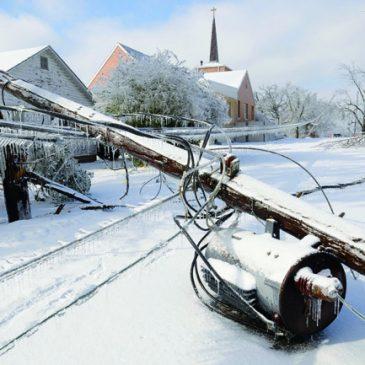 Winter Power Outage Preparedness Checklist