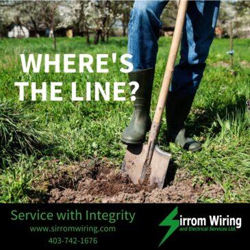 Gardening and Powerlines